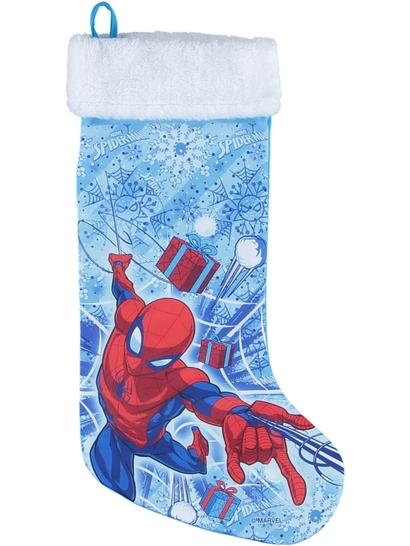 Spiderman Christmas Stocking