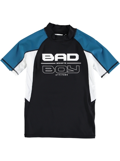Boys Bad Boy Rash Vest