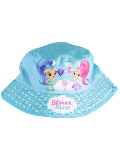 Toddler Girl Shimer And Shine Bucket Hat