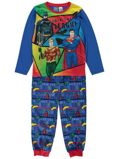 Boys Justice League Pyjama Set