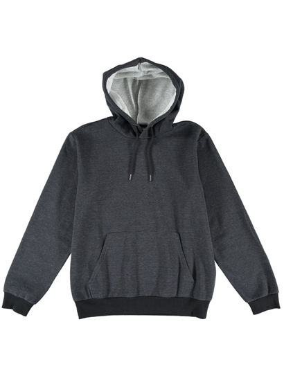 Fleece Hooded Jumper