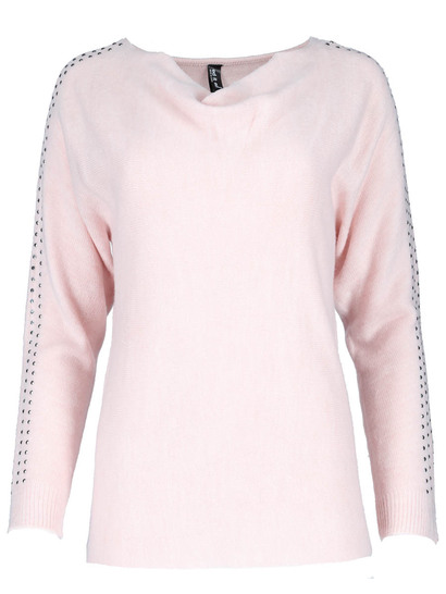 Embellished Pullover Womens