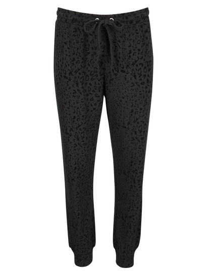 Womens Flocked Trackpant