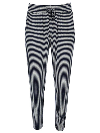 Womens Plus Jersey Casual Pant