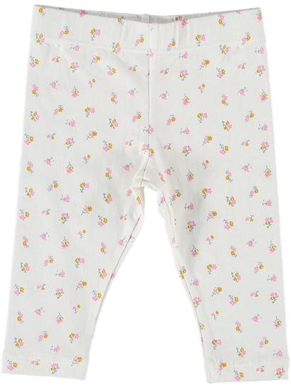 Baby Cotton Print Leggings