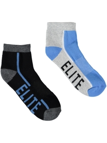 Boys Low Cut Sport Sock