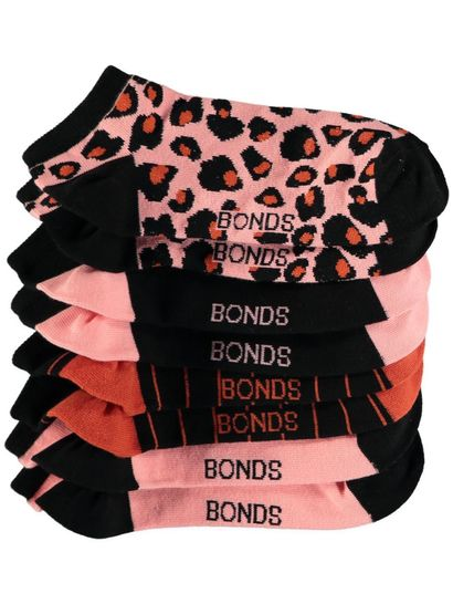Bonds Trainer 4Pk Socks Womens