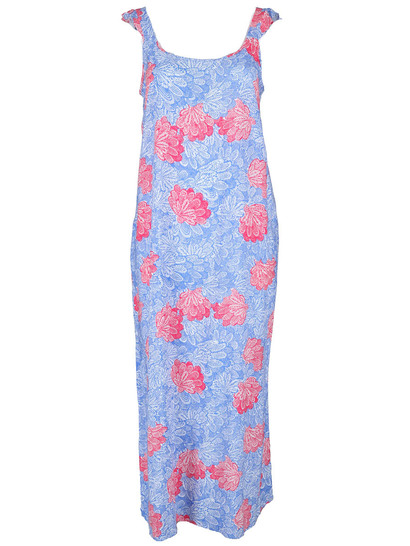 Womens Plus Maxi Dress