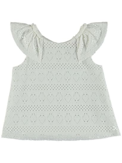 Toddler Girls Lace Top
