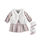 Baby Dress Set 3Pc