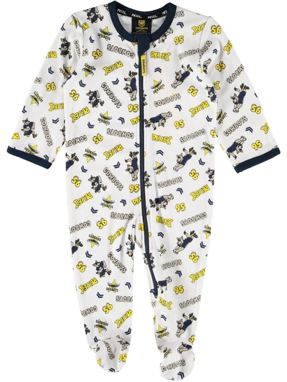Infants Nrl Romper