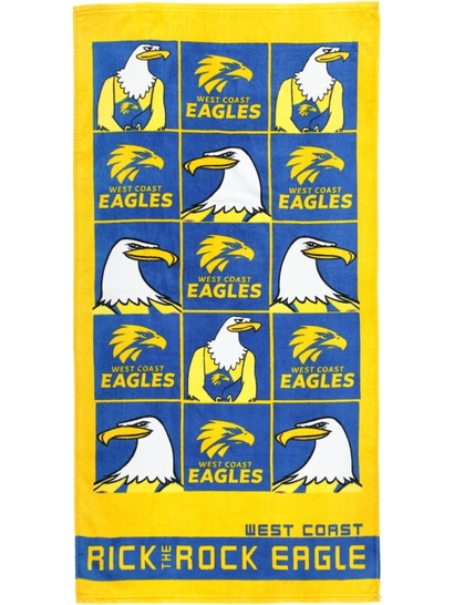 Toddler Afl Towel