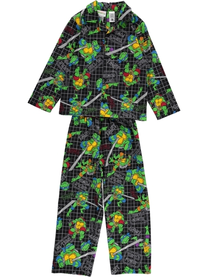 Toddler Boys Flannelette Pj