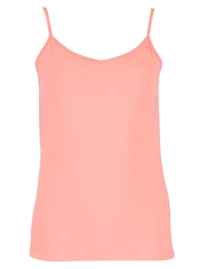 Basic Scoop Neck Cami Womens