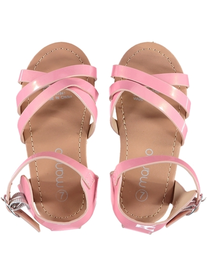 Toddler Girl Strap Sandal