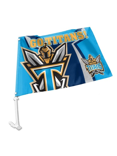 NRL CAR FLAGS