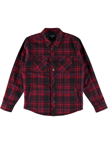 Mens Flannel Shacket