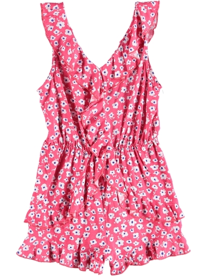 Girls Ruffle Playsuit