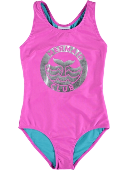 Girls Mermaid Swimsuit