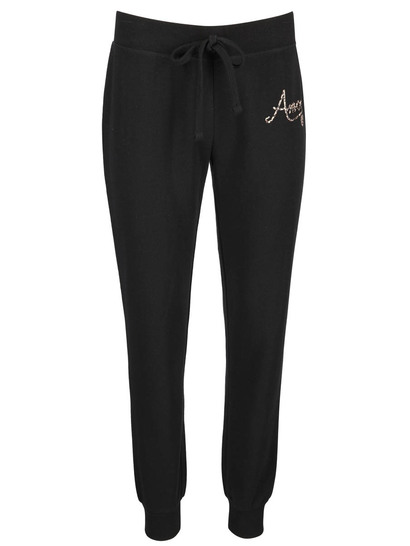 Womens Plus Branded Jogger Trackpant