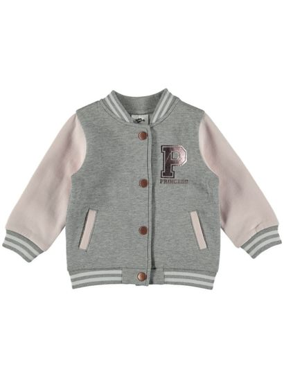 BABY GIRLS COLLEGE JACKET