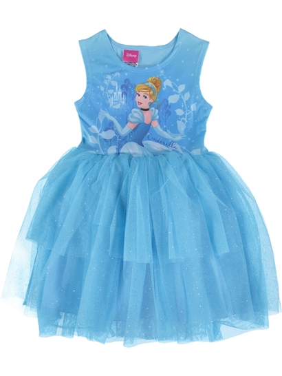 TODDLER GIRL CINDERELLA DRESS
