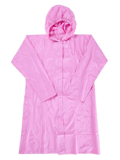 PINK KIDS RAINCOAT