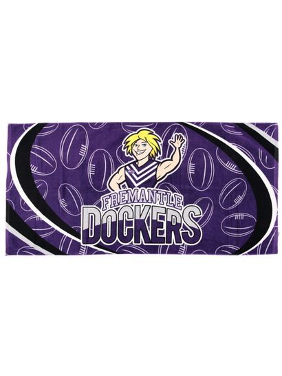Afl Toddler Beach Towel