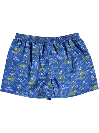 Mens Nrl Satin Boxers