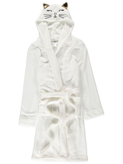 Novelty Cat Dressing Gown