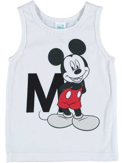 Baby Vest Mikey Mouse