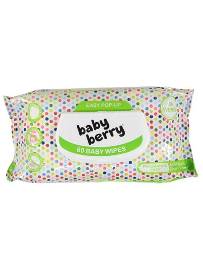 Baby Berry Wipes