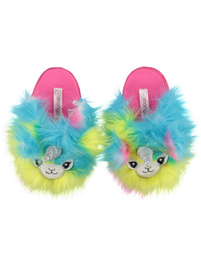 fee263204ec9 Girls Llama Slipper