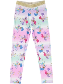 Toddler Girl Shimmer & Shine Legging