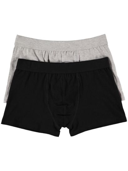 Mens 2Pk Regular Fit Trunks