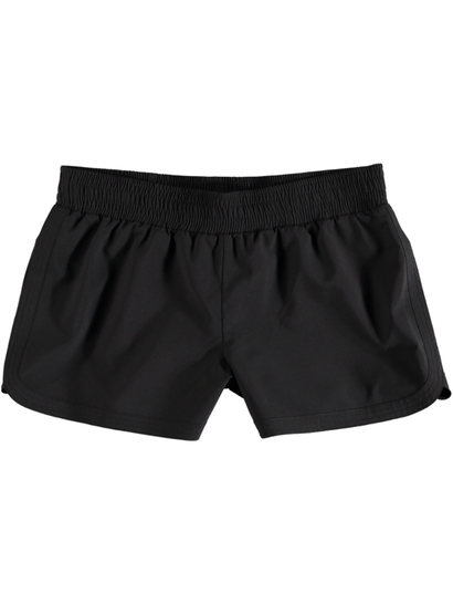 Plus Elite Stretch Run Short Womens