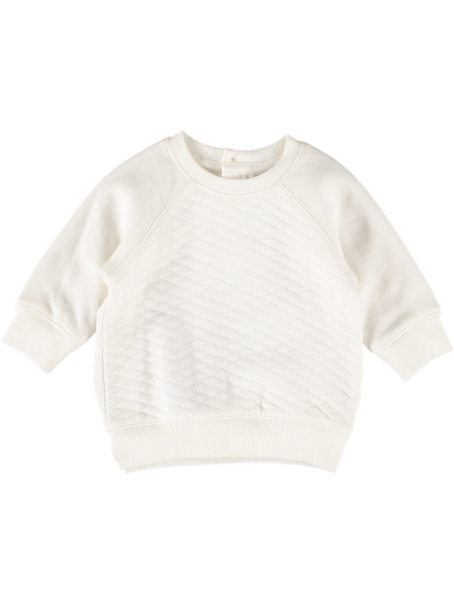 Baby Quilted Sweater