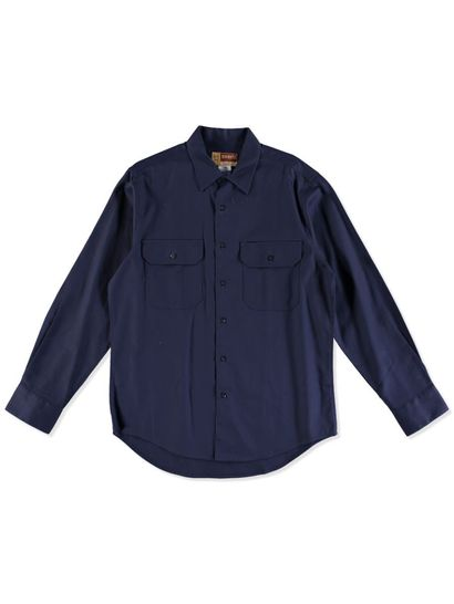 Mens Long Sleeve Workwear Shirt