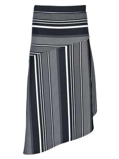 Womens Asymmetric Skirt
