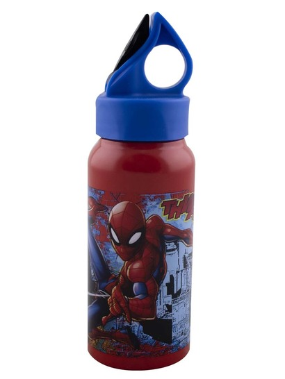 SPIDERMAN STAINLESS STEEL BOTTLE - BPA FREE