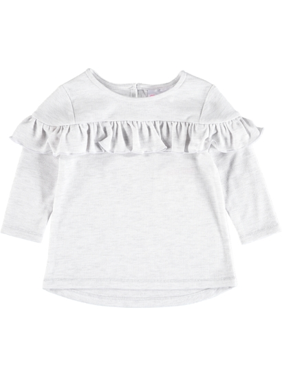 Toddler Girls Rib Top