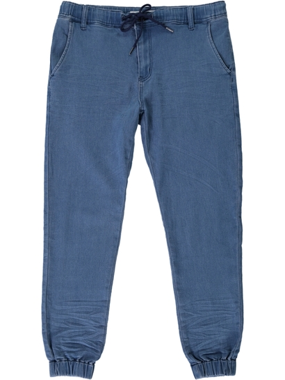 Men Denim Jogger