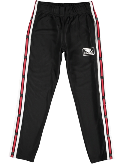 Boys Bad Boy Button-Down Track Pants