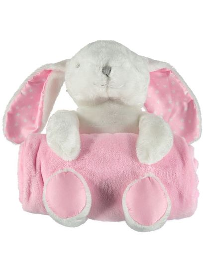 Blanket Plush Rabbit