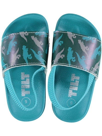 TODDLER BOYS POOL SLIDES