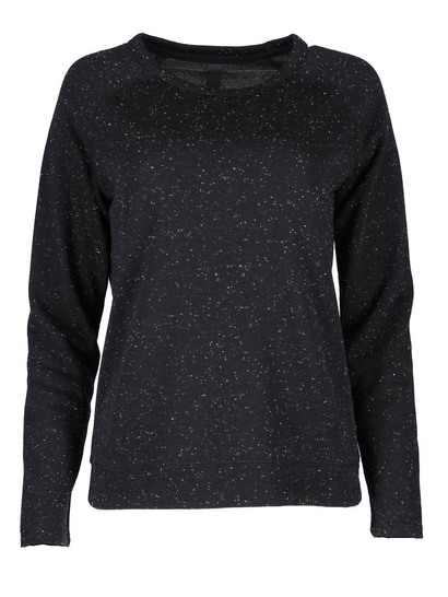 Plus Loopback Sweater Womens