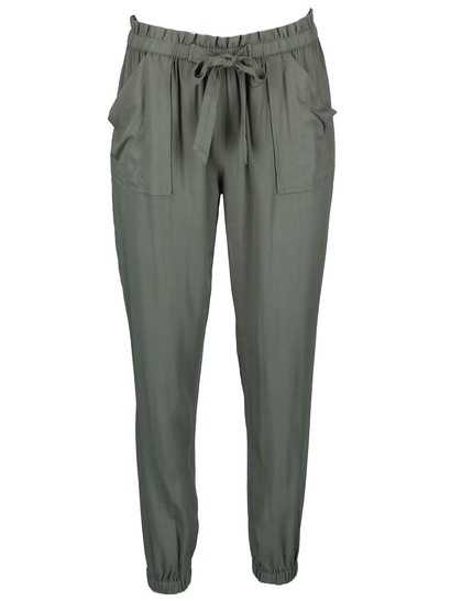 Womens Paperbag Long Pant