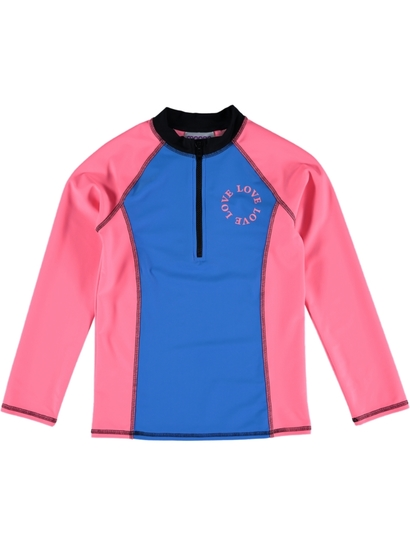 Girls Long Sleeve Rashi
