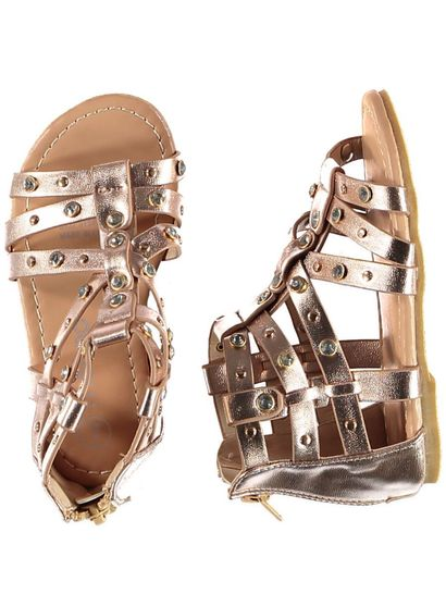 Toddler Girl Embellished Sandal