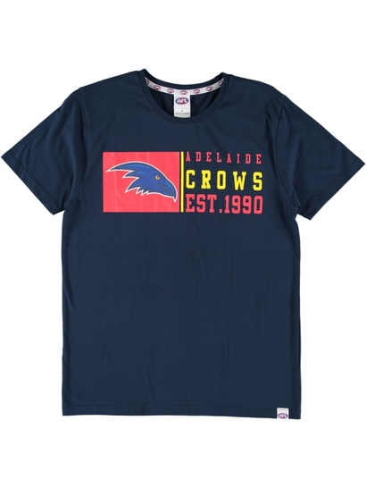 Mens AFL Short Sleeve Tee